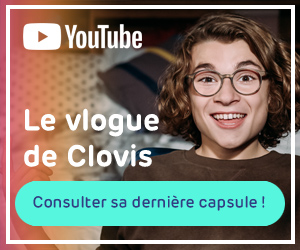 Le vlogue de Clovis